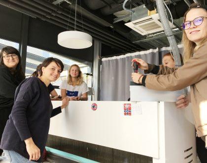 Fab Lab Berlin & Weissensee School of Art get TC2s