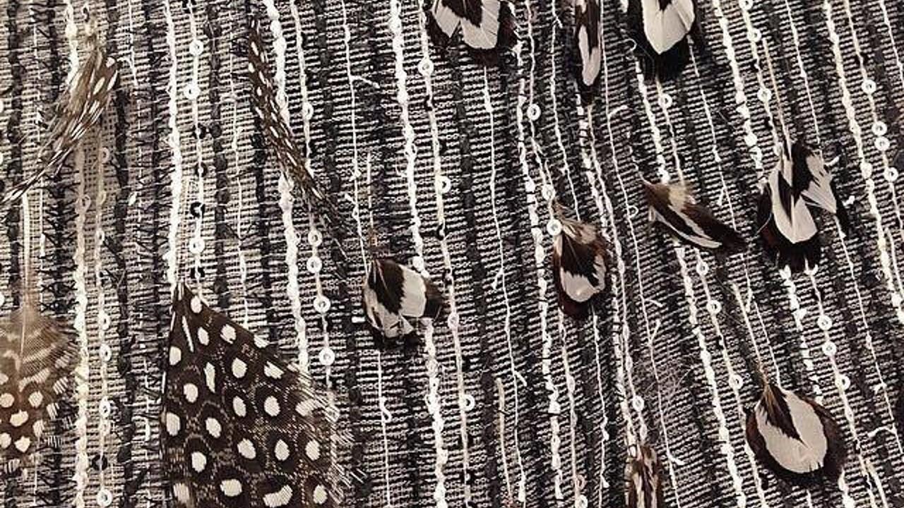 Textiles woven on Digital Jacquard loom TC2 - Digital