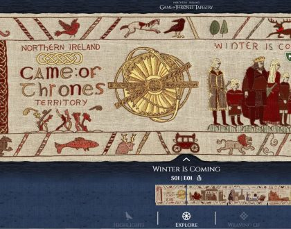 The Game of Thrones story that's so well woven!