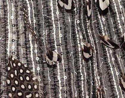 Textiles woven on Digital Jacquard loom TC2