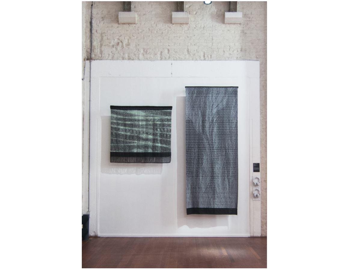 Fabric Design Hanging