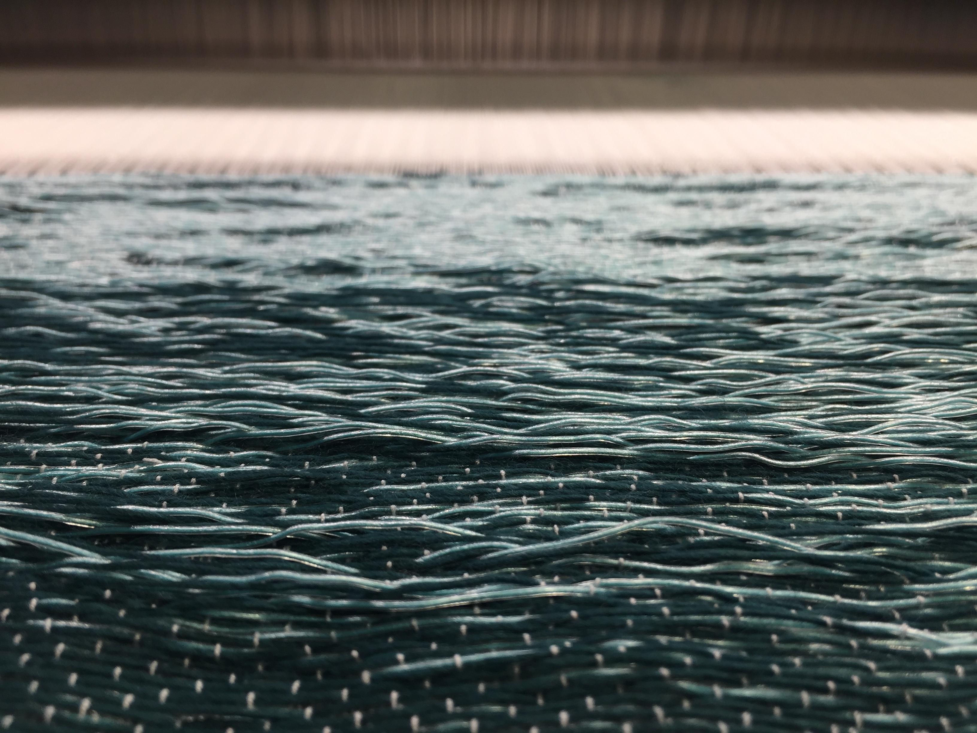 Ocean Free Flow weave design