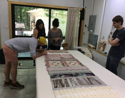 Summer workshops at The Jacquard Center