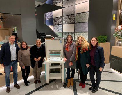 TC2 charms Design Community at Madrid Biennial!