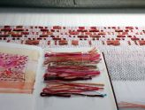 Sofia Hagström Møller recreates old weavings!